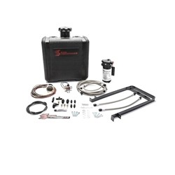 DIESEL STAGE 2 BOOST COOLER™ WATER-METHANOL INJECTION KIT UNIVERSAL (STAINLESS STEEL BRAIDED LINE, AN FITTINGS)