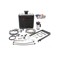 DIESEL STAGE 3 BOOST COOLER™ WATER-METHANOL INJECTION KIT UNIVERSAL (BRAIDED LINE)