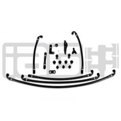 IAG Performance PTFE Fuel Line Kit for 08-20 STI
