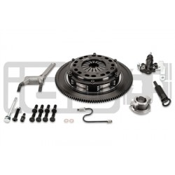 IAG Spec Competition Clutch Triple Disc Clutch & Flywheel Kit For 2004-19 Subaru STI